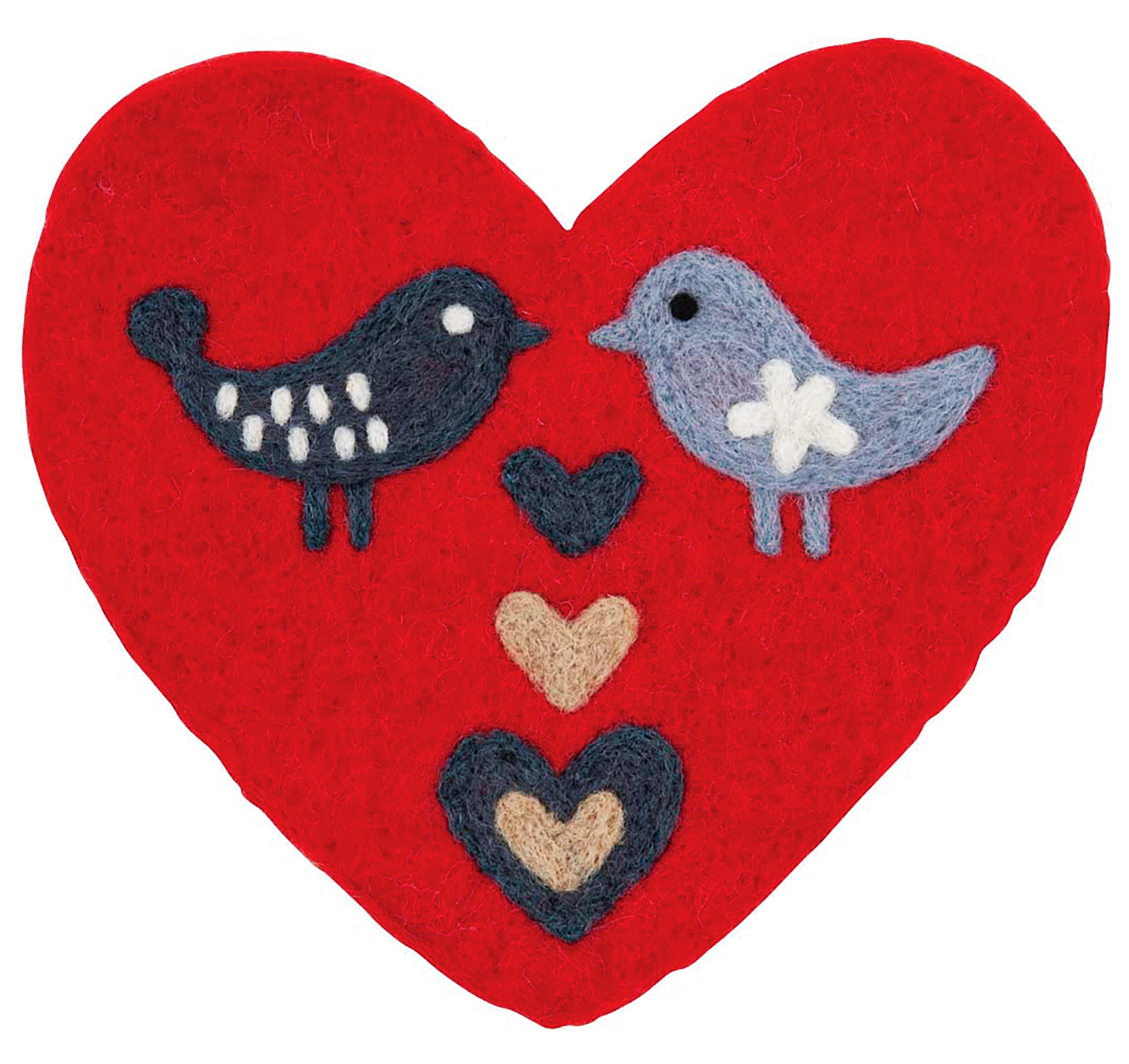 Love Birds Pot Mats from Klippan Default Title