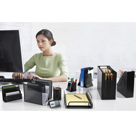 Urban Collection Metal Desk Accessories