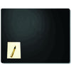 "Artistic 2036LE Leather Desk Pad  Coaster 20"" x 36"" Black"