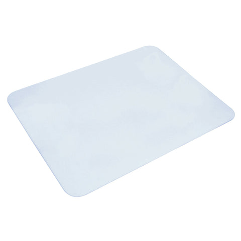 "70-2-0 12"" x 17"" Eco-Clear™ Desk Pad Desk Protector with Antimicrobial Product Protection, Frosted"