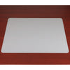 "Artistic 70-6-0 20"" x 36"" Eco-Clear Desk Pad Exclusive Microban Antimicrobial Protection Frosted"