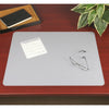 "Artistic 70-6-0 20"" x 36"" Eco-Clear Desk Pad Antimicrobial Protection Frosted"