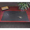 "Artistic 75-6-0 Eco-Black Desk Pad 20"" x 36"" Black"