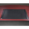 "Artistic 4138-6-1 Antimicrobial Executive Desk Pad 20"" x 36"" Black"