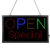 "LED ""OPEN"" Sign with Programmable LED Message"