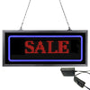 LED WIFI Programmable Red Scrolling Message Board Sign