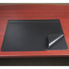 "Artistic 48041 19"" x 24"" Hide-Away Lift Top Desk Organizer Pad - Helps meet HIPAA compliance Black"