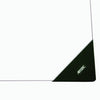 "Artistic 50010 17"" x 22"" Plain Paper Drawing Note Desk Pad White Paper"