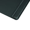"Artistic 5133-4-1 19"" x 24"" Sagamore Executive Designer Flip Side Panel Desk Pad Black"