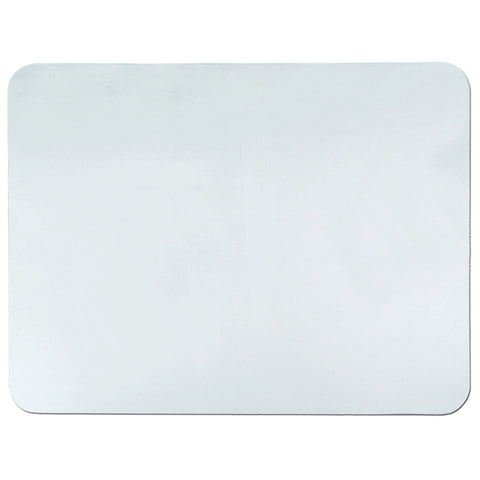 "60-7-0M 17"" x 22"" Krystal View™ Clear Antimicrobial Desk Pad Organizer with Microban®, Clear"