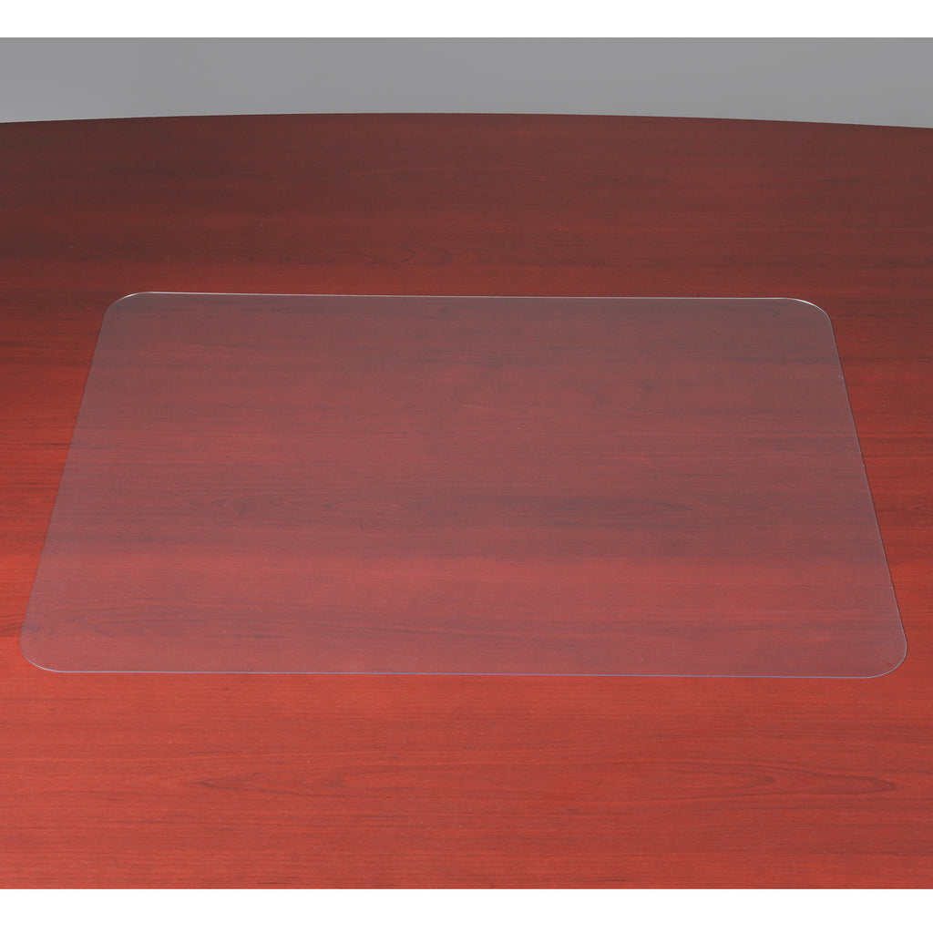 Artistic 20 X 36 Krystal View Clear Antimicrobial Desk Pad