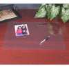 "Artistic 60-6-0M Krystal View Clear Antimicrobial Desk Pad Organizer 20"" x 36"" Clear"