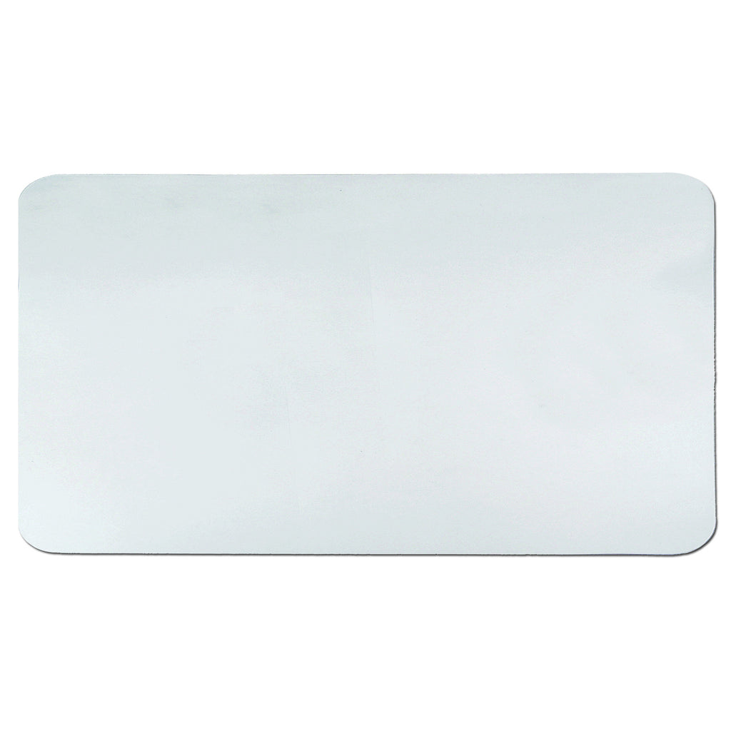 Krystal View™ Clear Antimicrobial Desk Pad Organizer