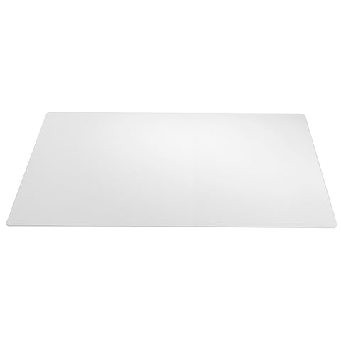 "70-5-0 19"" x 24"" Eco-Clear® Desk Pad Desk Protector with Microban Antimicrobial Protection, Clear"