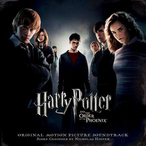 Harry Potter And The Order Of The Phoenix soundtrack - en écoute - bande originale -