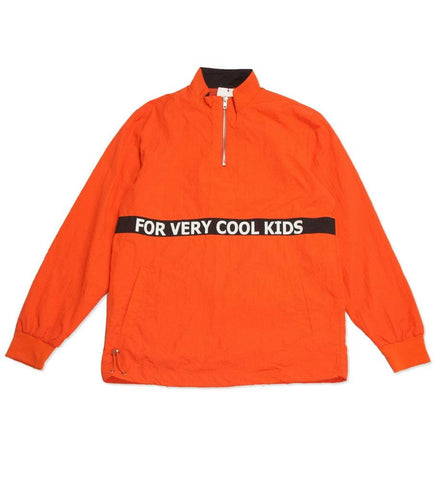 HEY YO TRACKSUIT ORANGE JACKET