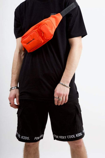 Cross Bag  banane orange fvck ados forverycoolkids