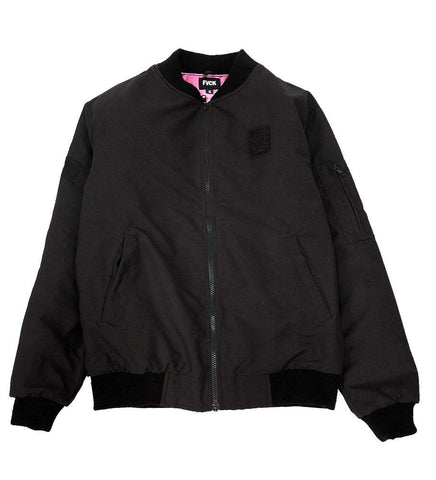 BOMBER LOVE BLACK/PINK