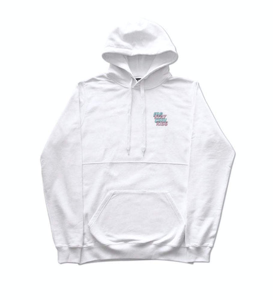 Club hoodie forverycoolkids white fvck sweat Paris