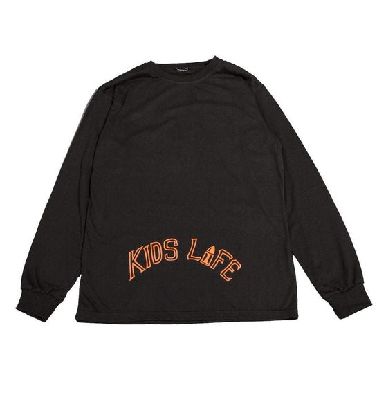 L/Sleeves Tee KIDS LIFE