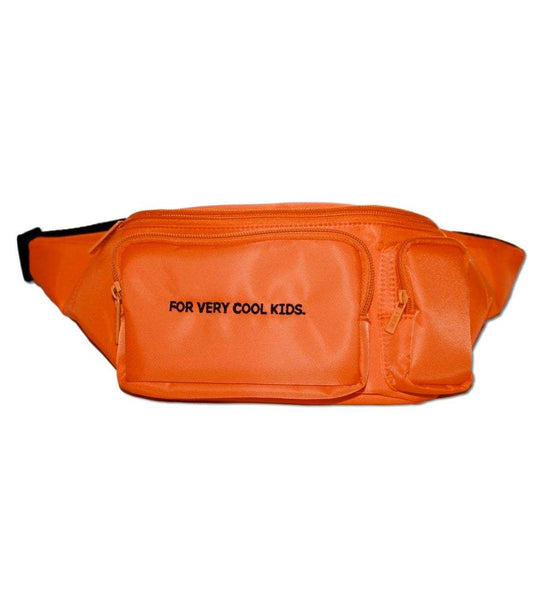 Cross Bag  banane orange fvck crossbody forverycoolkids