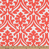 Holly Indian Coral-100% Polyester
