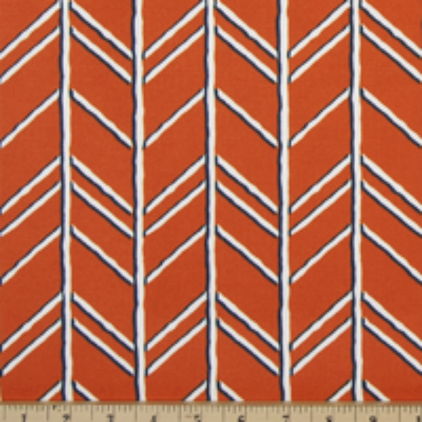 Bogatell Orange-100% Polyester