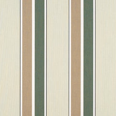 "Fern/Heather Beige Block Stripe-11.25"" Repeat"