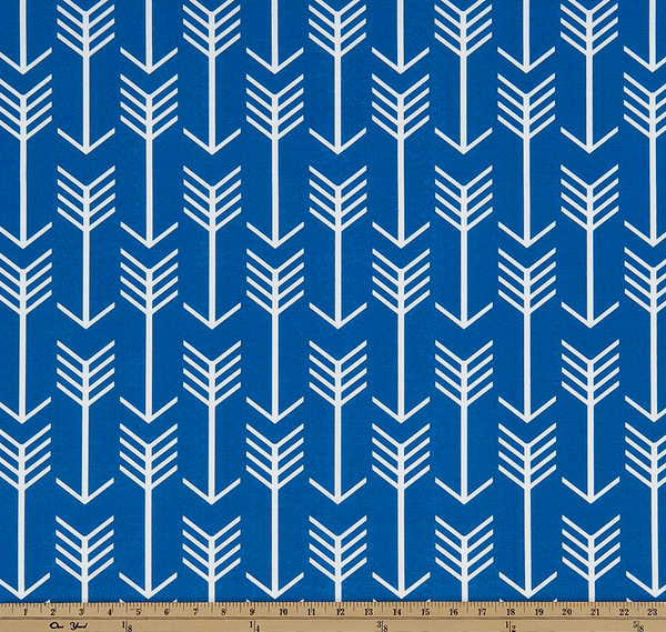 Arrow Cobalt-100% Polyester