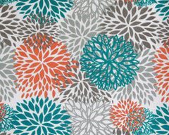 Blooms Pacific-100% Polyester