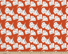 Ginkgo Orange-100% Polyester