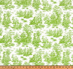 Jamestown Bay Green-100% Polyester