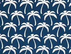 Palms Oxford-100% Polyester