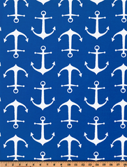 Sailor Cobalt-100% Polyester