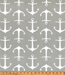 Sailor Gray-100% Polyester