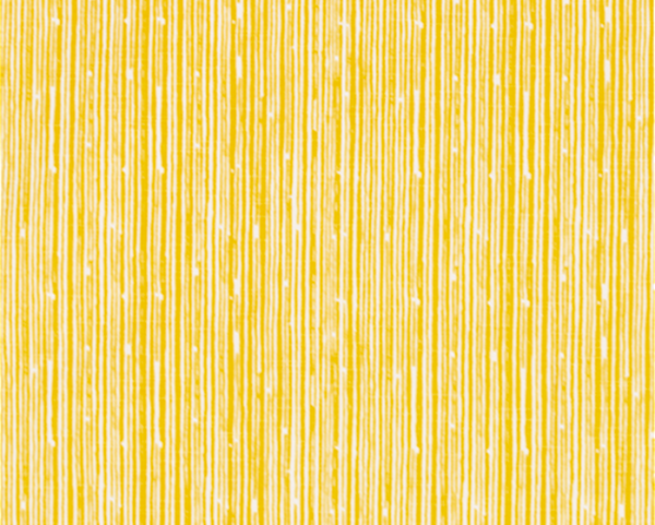 Slub-Scribble Corn Yellow