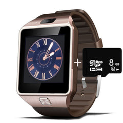Bluetooth DZ09 Smart Horloges Voor Mannen Relogio Android Smartwatch Telefoon Fitness Tracker Reloj Smart Horloges Subwoofer Polshorloge