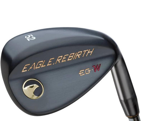 EG-W - Black (Head Only) - Eagle Rebirth Golf