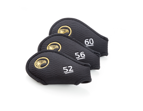 Wedge Covers - Eagle Rebirth Golf