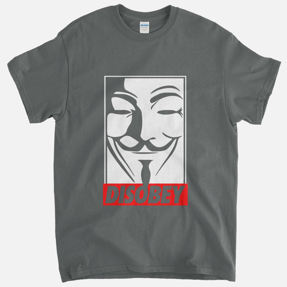 Anonymous Disobey T-Shirt