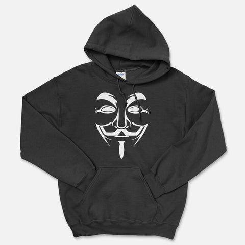 Anonymous Hooded Sweatshirt