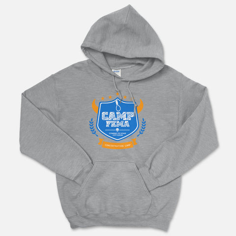 Camp Fema Hooded Sweatshirt