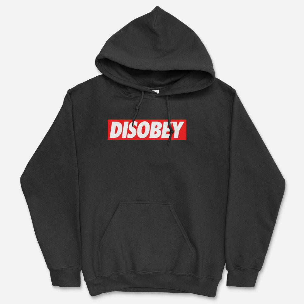 Disobey Hooded Sweatshirt