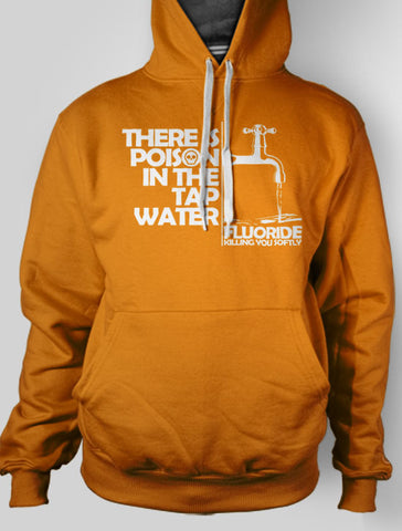 Poison In The Water Hooded Sweatshirt