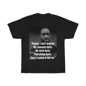 ✊🏿 Justice For George Floyd (100% of proceeds will go to Black Lives Matter)