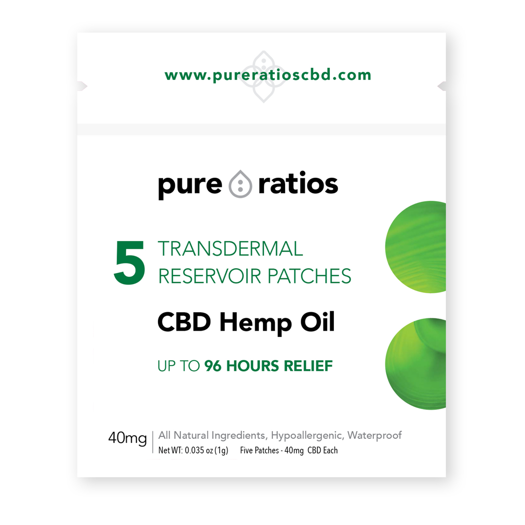 CBD patch skin uk hemp