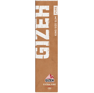 Gizeh UK pure hemp paper rolling joint spliff blunt