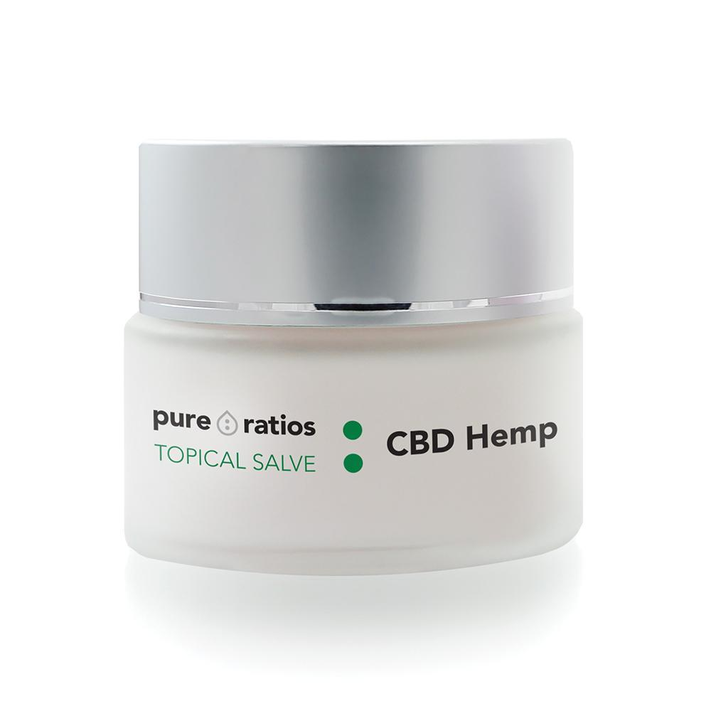 CBD Topical Cream UK skin hemp pain rash - Hemp Elf UK