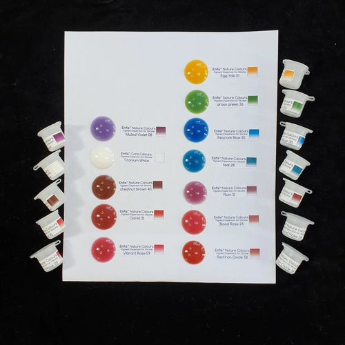 ENFIS silicone Pigments