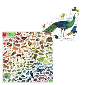 You added eeBoo 1000 Piece Puzzle - A Rainbow World to your cart.